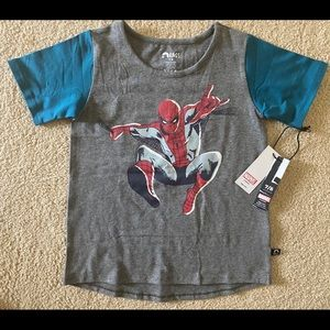 RAGS Spider-Man T-Shirt